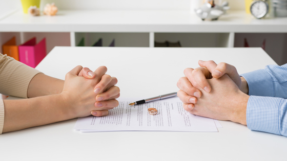 An Amicable Divorce is Possible