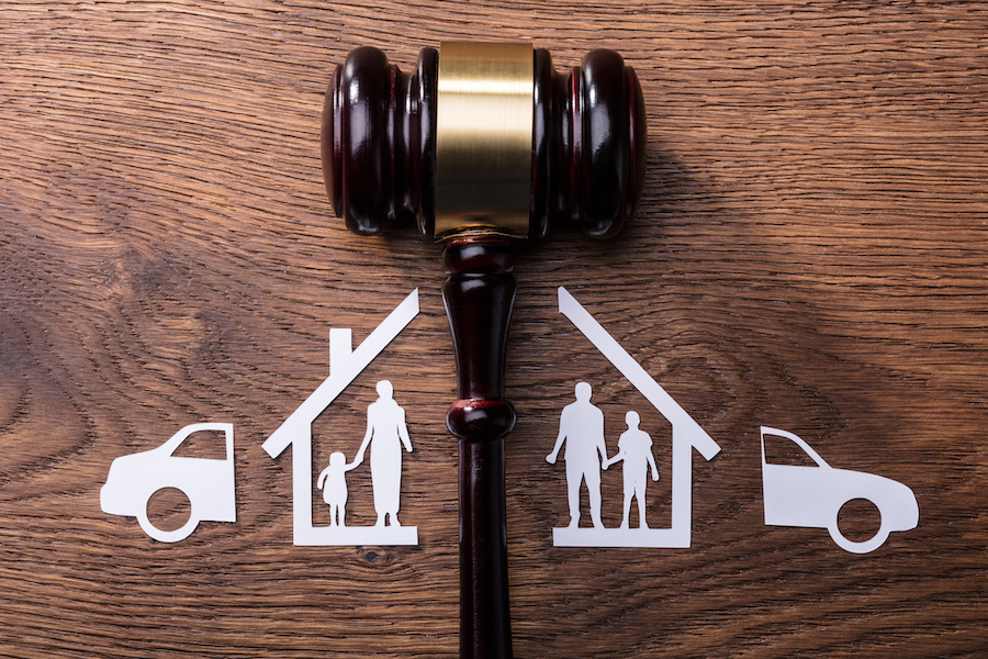 Ten Things to Consider When Selling Your House During a Divorce