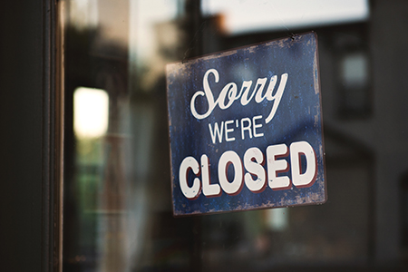 The Business was Forced to Close Because of the Owner's Divorce