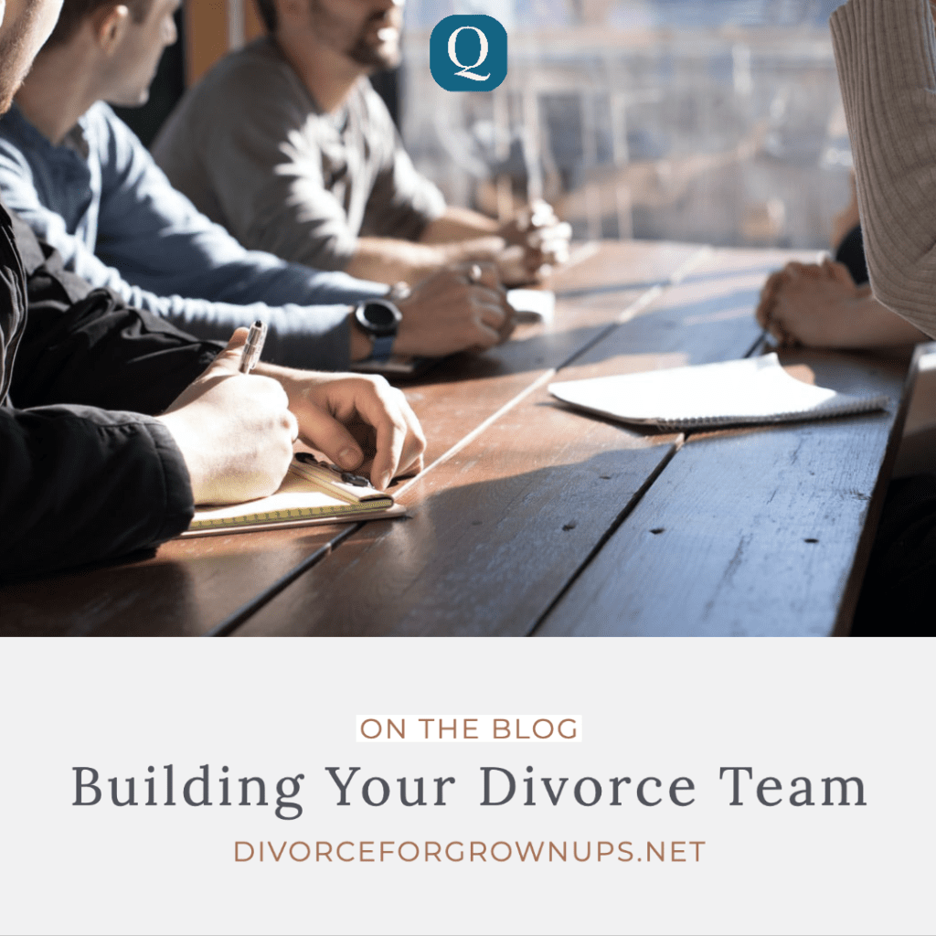divorce team